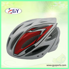 GY-IM21F adult bicycle helmets with visor women bicycle helmet