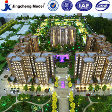 3d architectural plastic model using ABS material