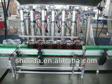 manufacturer / high quality automatic can mince meat filling machine