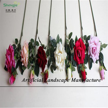 SJZR01 Artificial silk rose petal for wedding decoration