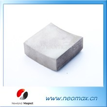 Customized Permanent Neodymium Magnets(N35-N52, M, H, SH, UH, EH) in arc shape for sales