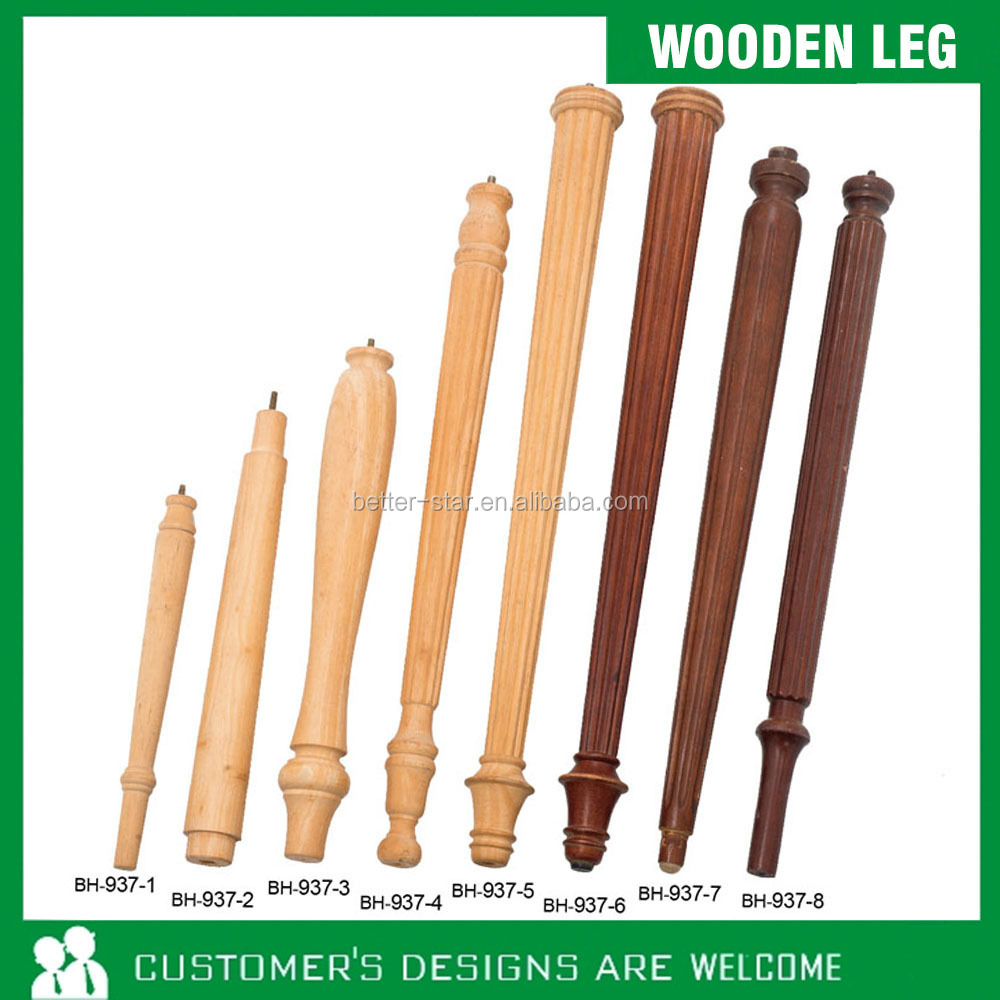 Wood Table Legs Table Feet Wholesale Furniture Legs
