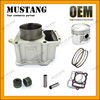 Motorcycle Cylinder, Piston, Piston Ring etc Tricycle Spare Parts