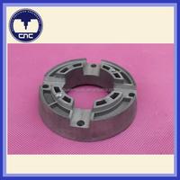 Csutom CNC services aluminum Textile machinery parts
