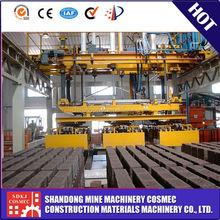 Clay brick making machine MPJ-3T full automatic brick manufacturing machine