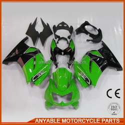 2014 newest hot selling for kawasaki ninja 250r 2008-2012 fairings for