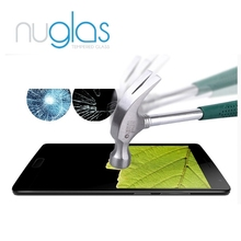 nuglas 9h hardness anti-scratch tempered glass screen guard for one plus two
