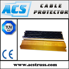 60 x 50mm Channel Size 3 Channels Flexible Heavy load Cable guard