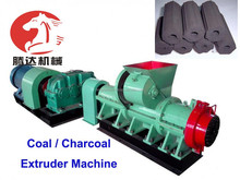 coal rod extrusion machine / coal sticks extruder machine