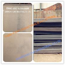 A283 Grade C Mild Steel Plate