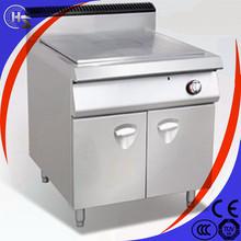 de la placa caliente con rangos de horno