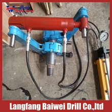 break out tong for D24 thread drill pipe drill rod