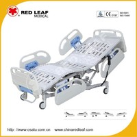OST-E502R reclinable hospital bed