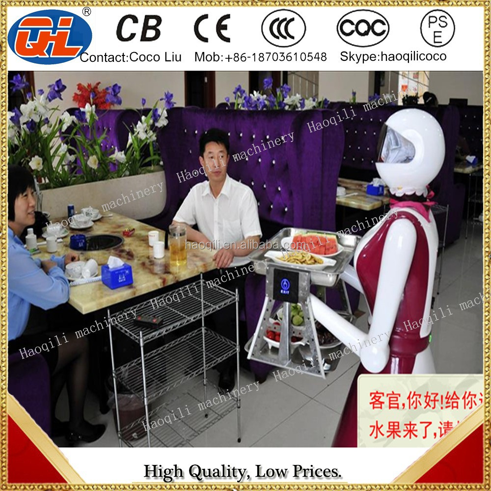 Robot Life Size Life Size Hostess Robot