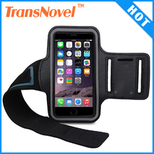 "Neoprene Running Jogging Workout Sports Armband Cover For iPhone 6 Plus 5.5"" Samsung Note 2 Note 3"