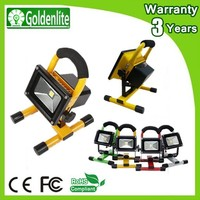led flood light rechargeable portable led battery work light with magnetic base led rechargeable hand lamp
