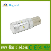 High Power auto 1156 led bulb lamp 30w Cree 5chip drl turn signal parking reversing light