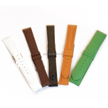 hole sale leather wristband for watch, manufacturer wholesale wrist band for watch