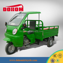 Moped cabin cargo tricycle dump truck for sale