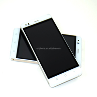 Shenzhen 5.0 Inch spreadrum 7731quad core dual sim cards 3G GPS Smart Android cheap WIFI smartphone