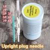 50pcs/box Permanent Makeup Needles Sterilized For Pen Machine