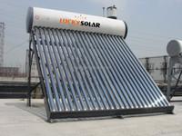 Unpressurized Bearing Type of Solar water Heater,aluminum premium