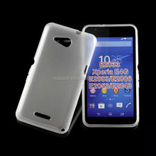 Matte Soft TPU Gel Case Back Cover For Sony Xperia E4G E2003 E2006 E2033 E2043 E2053