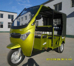 electric tricycle/electric rickshaw/ electric tuk tuk