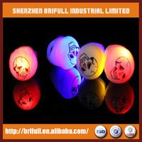 Wholesale flashing led finger ring light