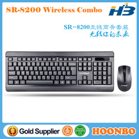 Cheap Wireless Keyboard And Mouse Rechargeable Wireless Keyboard And Mouse Combo For iPad