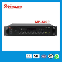 Professional amplifier manufacturer Teanma usb/mp3 power audio amplifier wholesale