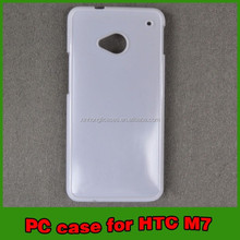 OEM Groove PC Phone Case For HTC M7 Cover, Groove Case For Cell Phones