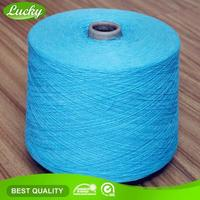 Golden supplier low TPM regenerated cotton sock yarn best price