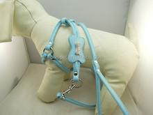 Manufacturers wholesale pet products stylish chest strap decorative dog bone harness