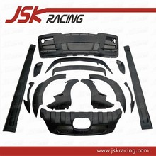 2008-2013 H J1 STYLE GLASS FIBER BODY KIT (20 PCS) FOR BMW X6 E71 WIDE (JSK081416)