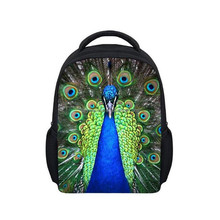 Children primary hot trendy sublimation backpack of school bags