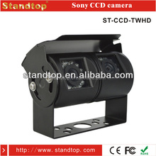 1/4 sharp twin lens ccd 420tv lines rear view camera