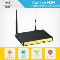 cdma 450 MHZ industrial 3g modem for Ship AIS data transmission
