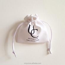 custom velvet gift bag/velvet pouch for jewelry
