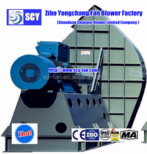 Y5-47-6D Boiler Centrifugal Induced Draft Fan/industrial exhaust fan blower/Exported to Europe/Russia/Iran