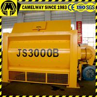 China Top Brand JS3000 Automatic Concrete Mixe