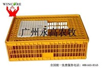 best selling chicken/broiler plastic transportation crate/cage/box driectly from factory