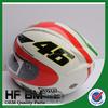 carbon fiber racing helmet, 46 years celebration motocross racing helmet