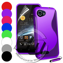 Top Selling Durable protective cover s-line tpu gel case phone cover for Wiko Slim cover case gel case
