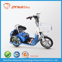 High performance eco small electric tricycle for sale