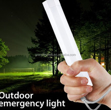 ip68 2w 200lm dimmable rechargable battery operated camping lamp