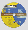 T41 Flat cutting wheel for stainless steel cutting
