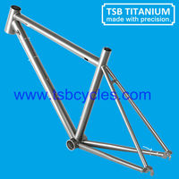 Specialized titanium road bike alloy frame TSB-CBR1001