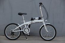 Fashion Electric Folding Bike, Professional Chinese Ebike Manufacture