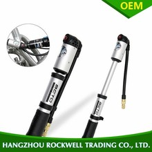 MP-036 BETO 2 in 1 Shock Tire 2-stage bicycle mini Pump